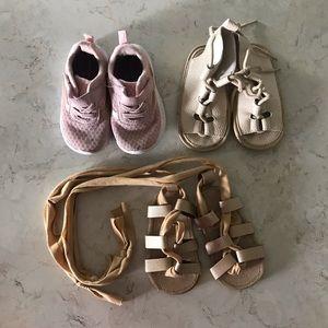 Other - Toddler Girl Shoe Bundle